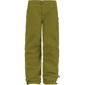 E9 B Montone - Pantalon long Enfant - vert